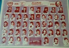 Выпуск 1988 года