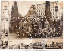 Экскурсия по западным республикам СССР . Киев
